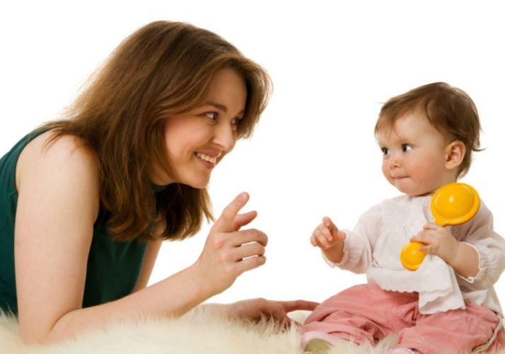 Память маленького ребенка