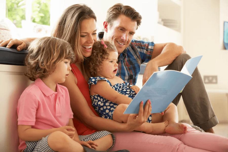 Книги: повышение грамотности ребенка