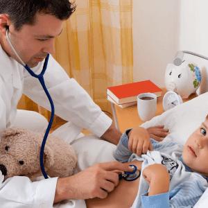 Паротитный менингит у детей