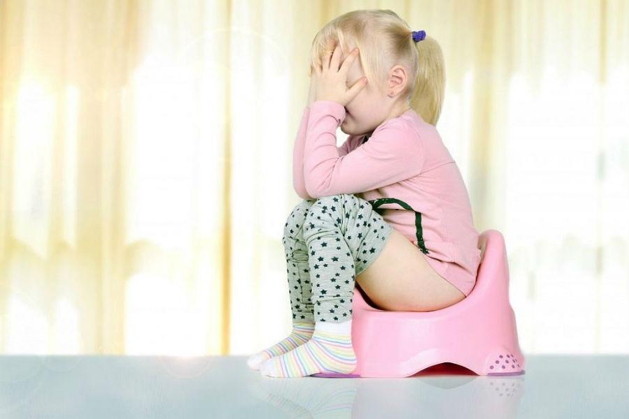 Понос у ребенка. Что делать?