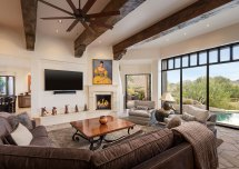Contemporary South West Interior Design