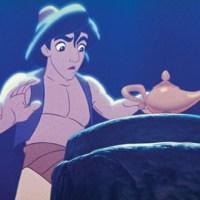 Aladdin vs. Aladdin and the Enchanted Lamp