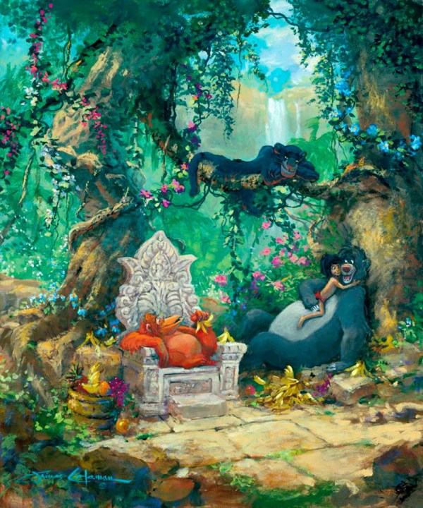 Jungle Book . Books Disneyfied