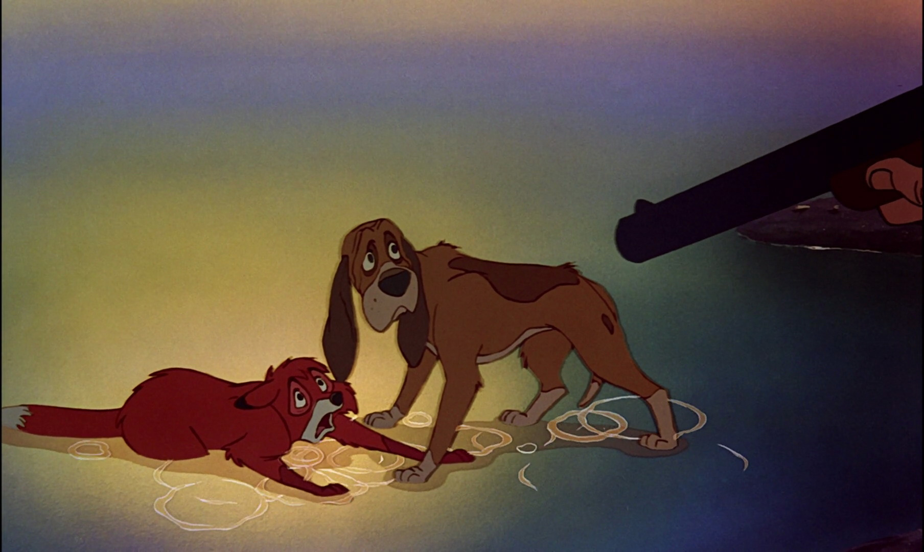 Terrible Sroties - The Fox and the Hound