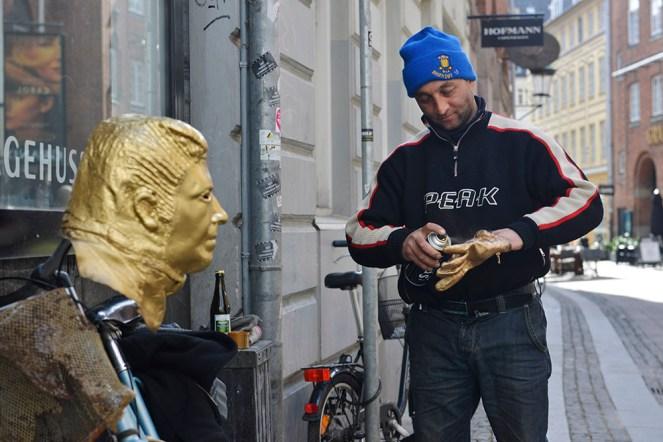 København gatekunstner
