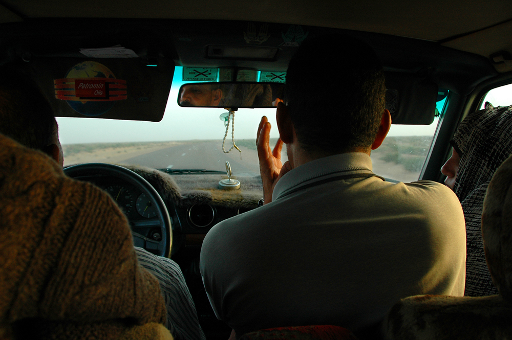 bushtaxi marokko