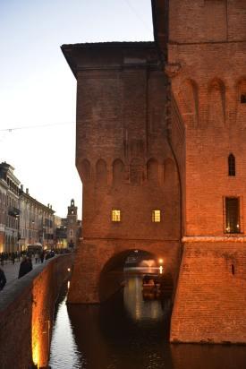 Ferrara, Italia, Castello Estense