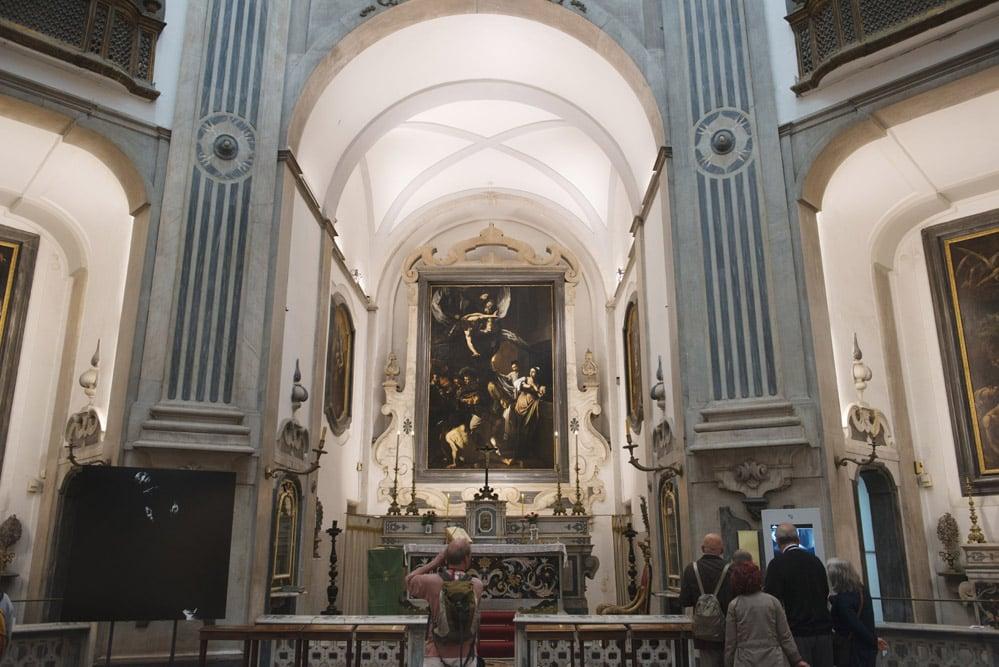 Pio Monte di Misericordia, Via Tribunali, Napoli, kunst