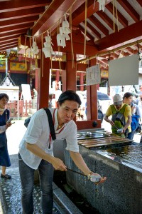 Gratis guidet tur i Tokyo