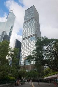 Bank of China, feng shui, Hong Kong