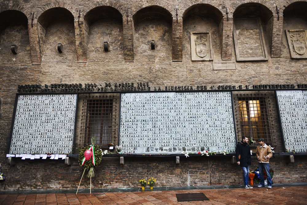 Bologna, Piazza del Nettuno