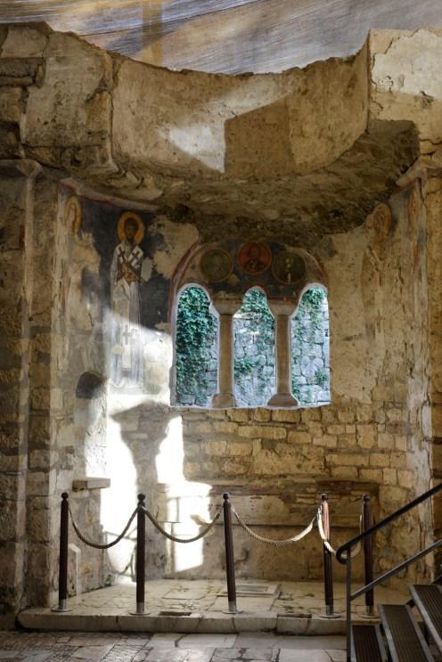 St. Nikolas-kirken, julenissens kirke, myra lykia