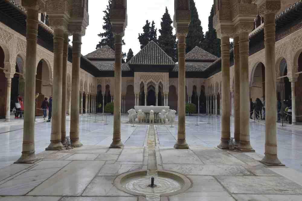 Løvehagen Alhambra
