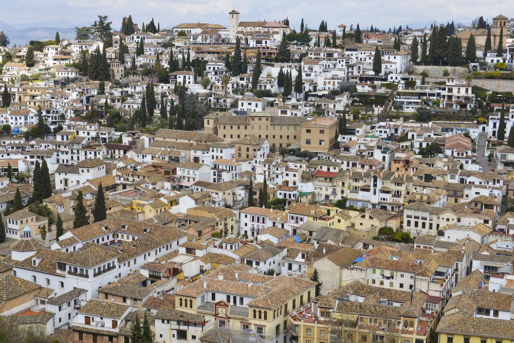 Granada, Albaicin