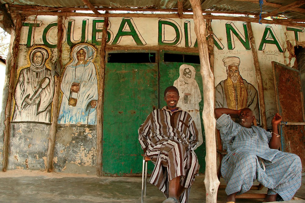 Marabout i Senegal