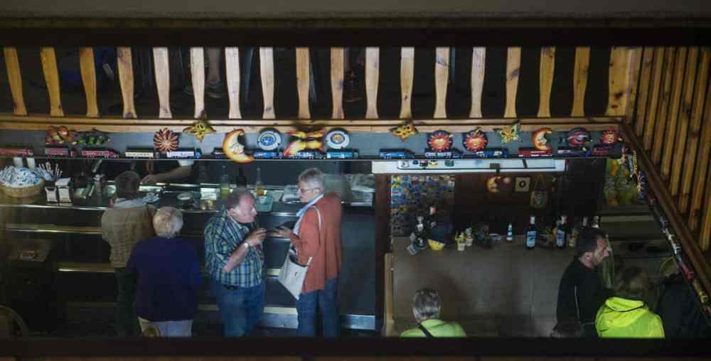 Bar La Floreana på Ischia