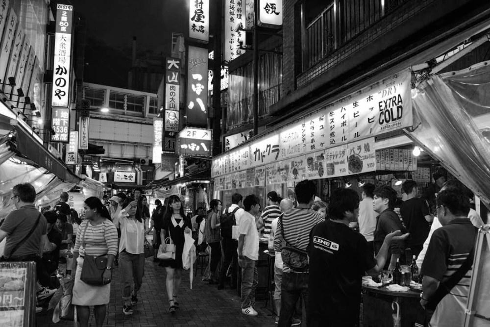 Ueno i Tokyo
