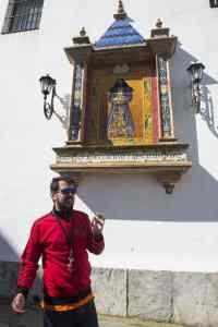 guide i Cadiz Spania