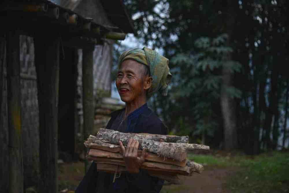 Pa-o i Shan State i Myanmar
