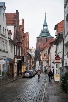 Auf dem Meere i Lüneburg