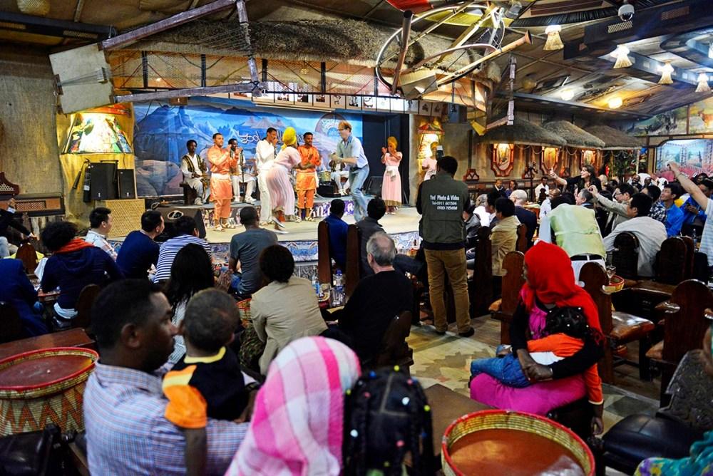 Yod Abyssinia i Addis Abeba