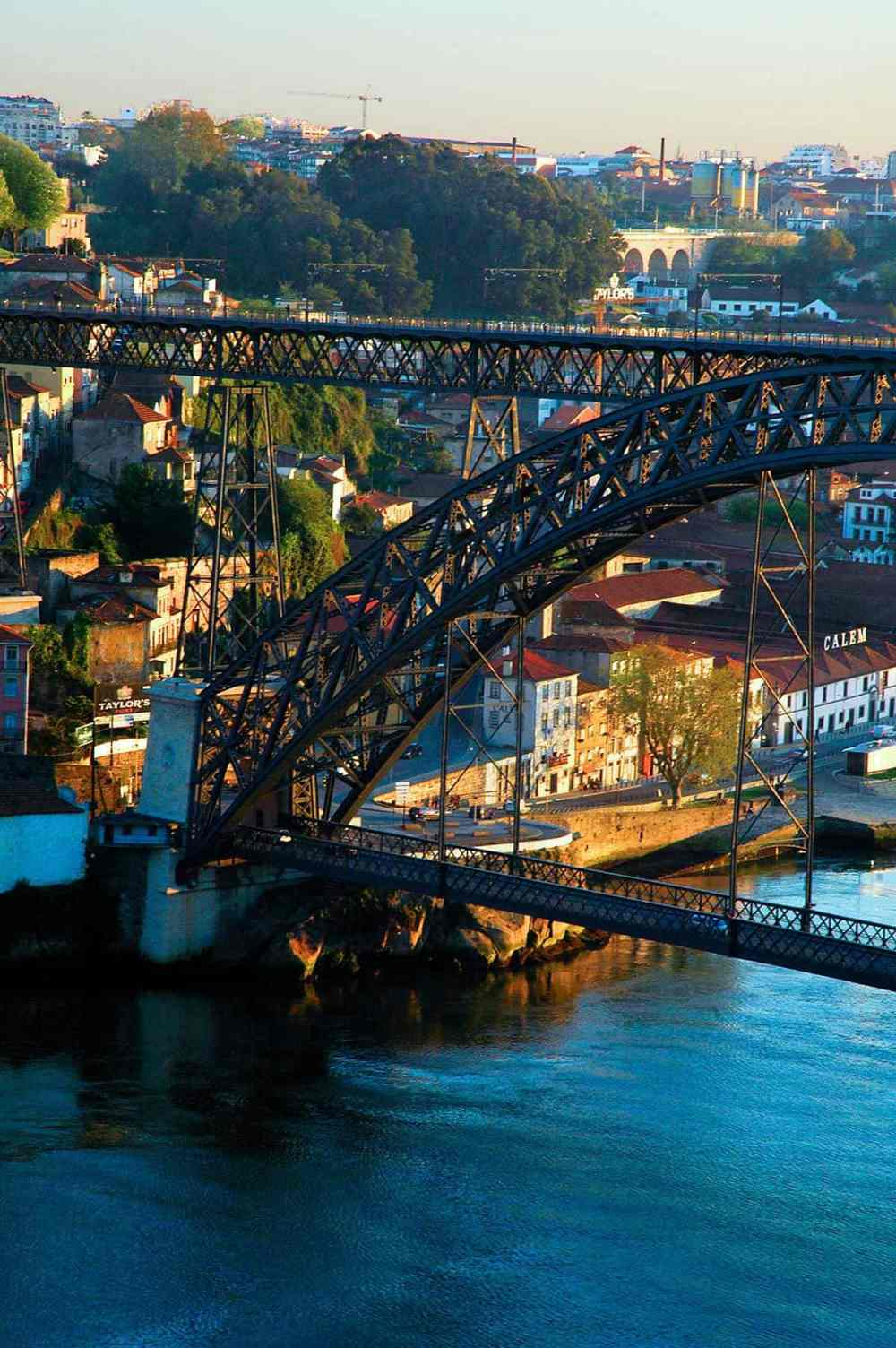 Ponte de Dom Luis i Porto