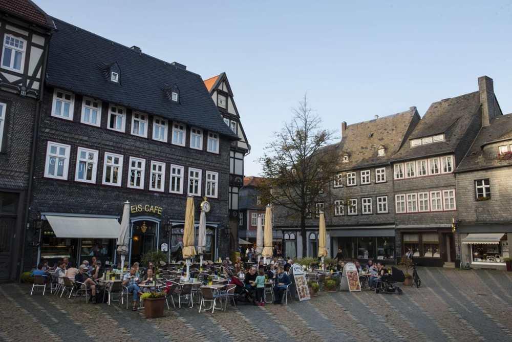 Marktplatz i Goslar