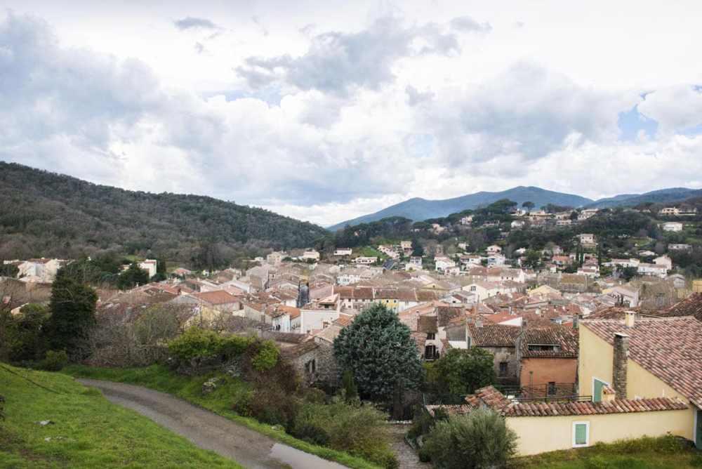 Collobrieres i Var Provence