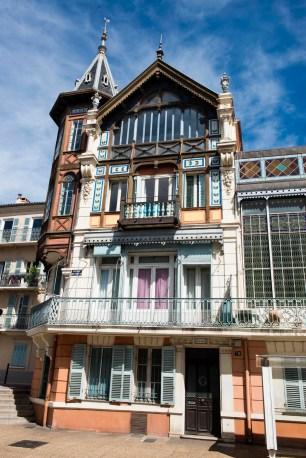 Villa Saint Hubert i Hyères