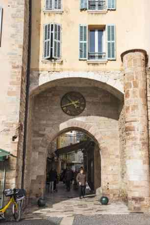 Porte Massillon i Hyères