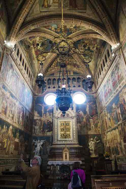 Cappella del Corporale i Orvieto