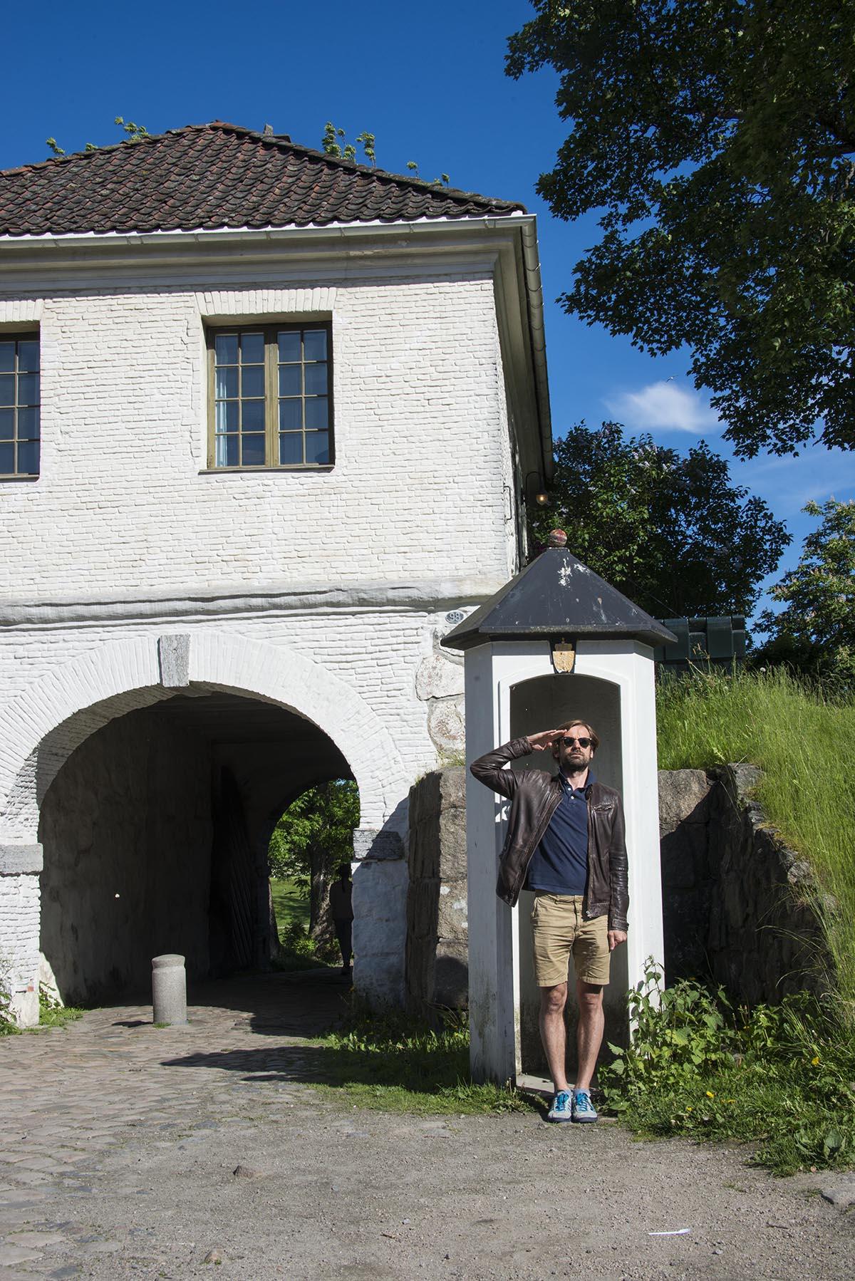 Skilderhus i Gamlebyen