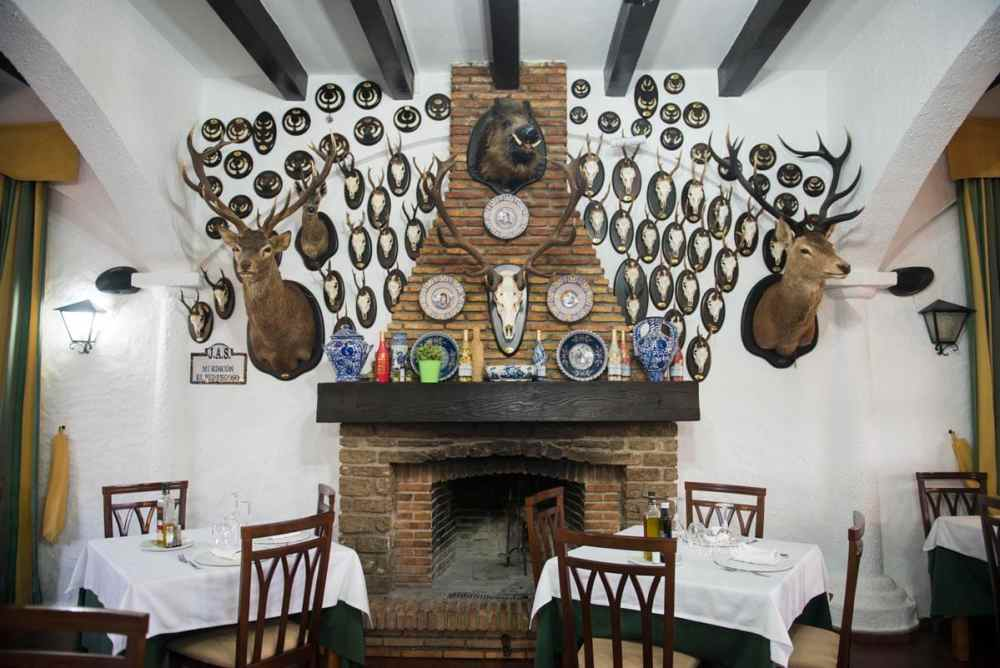 Restaurant i Tarifa