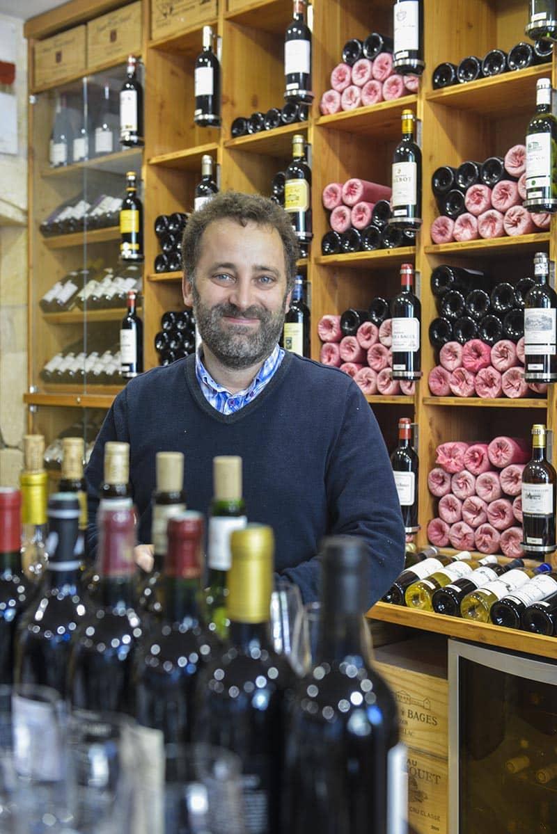 Vinbutikken Le Celliér de Saint Emilion