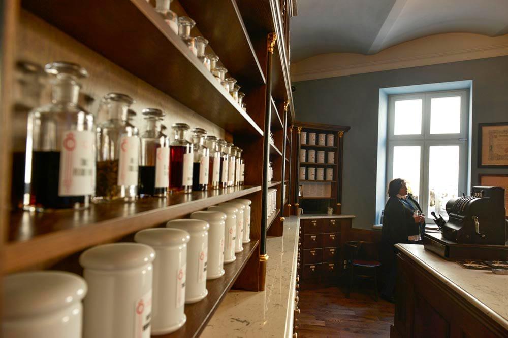 Apteka Pod Orłem-museet i Krakow