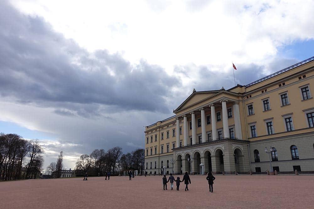 Slottet i Oslo