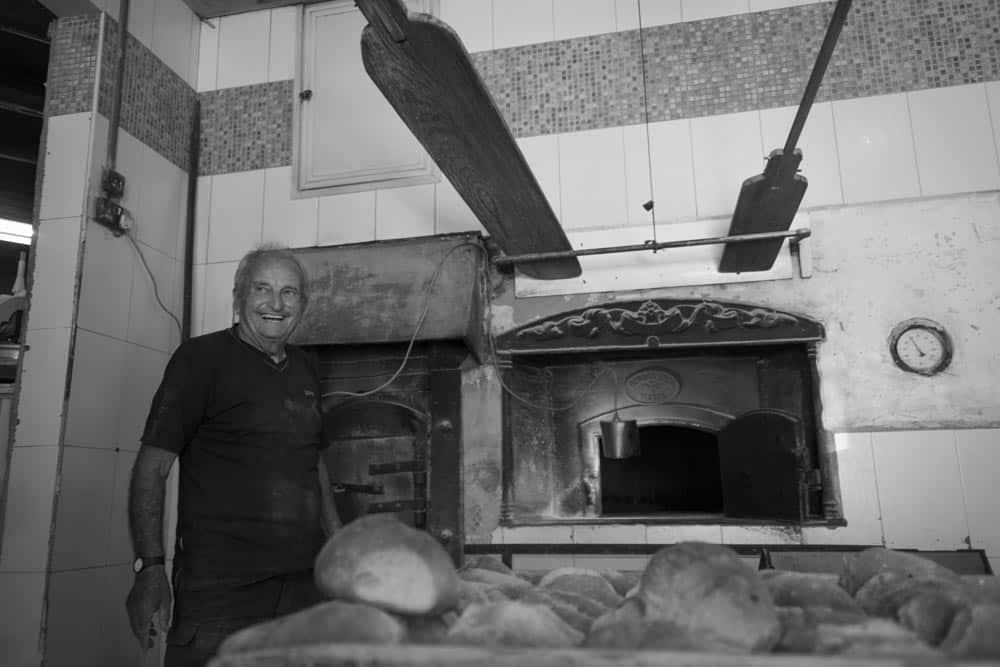Bakeri på Malta