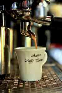 espresso i Italia