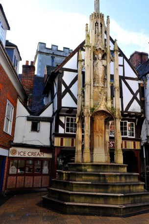 Butter Cross i Winchester