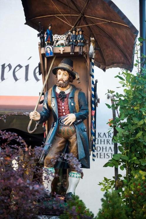 Treskjæring-figur i Tyskland