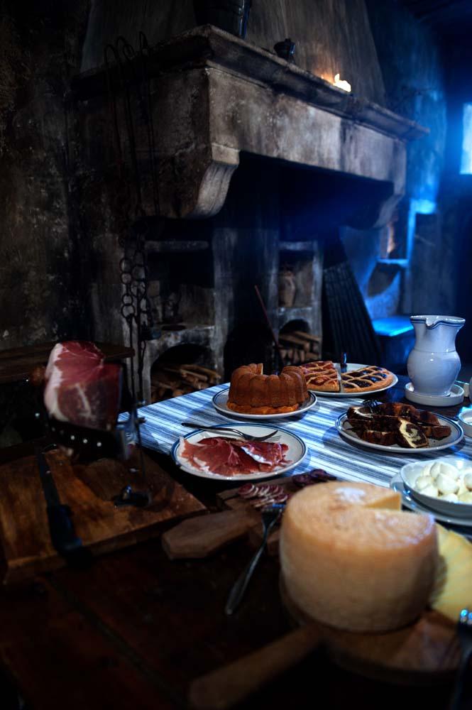 Frokost i Sextantio