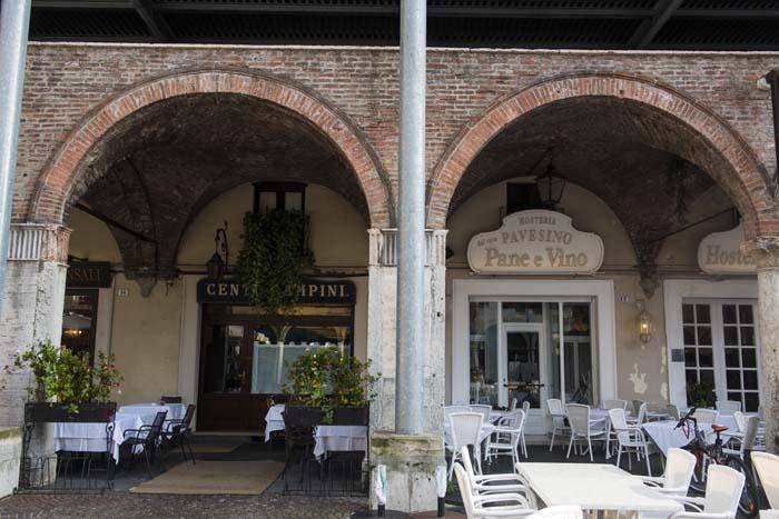 Restaurant i Mantova