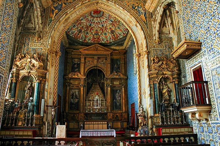Kapellet i Coimbra universitet