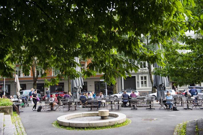 krysset Torshovsgate/Sandakerveien i Oslo