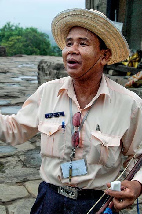 Guide i Angkor Wat
