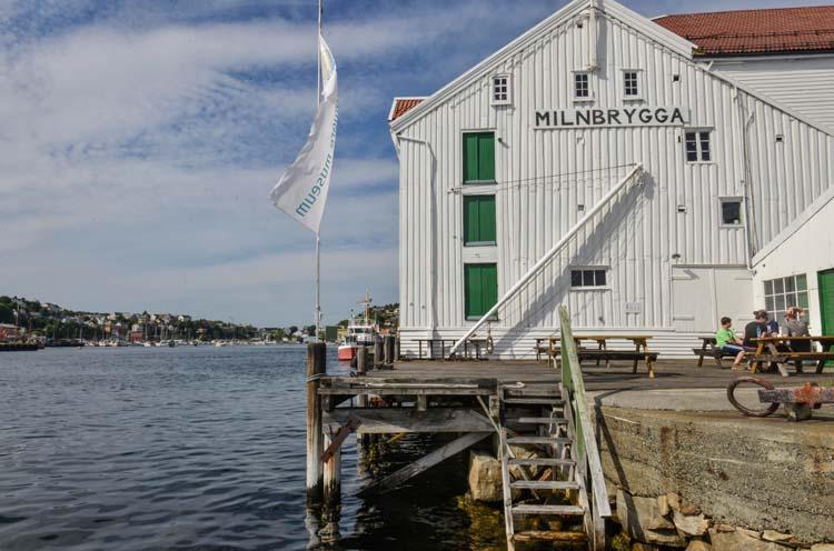 Milnbrygga i Kristiansund