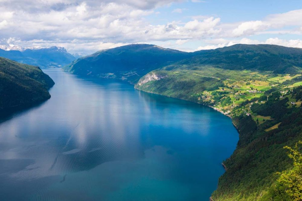 Nordfjord Panorama