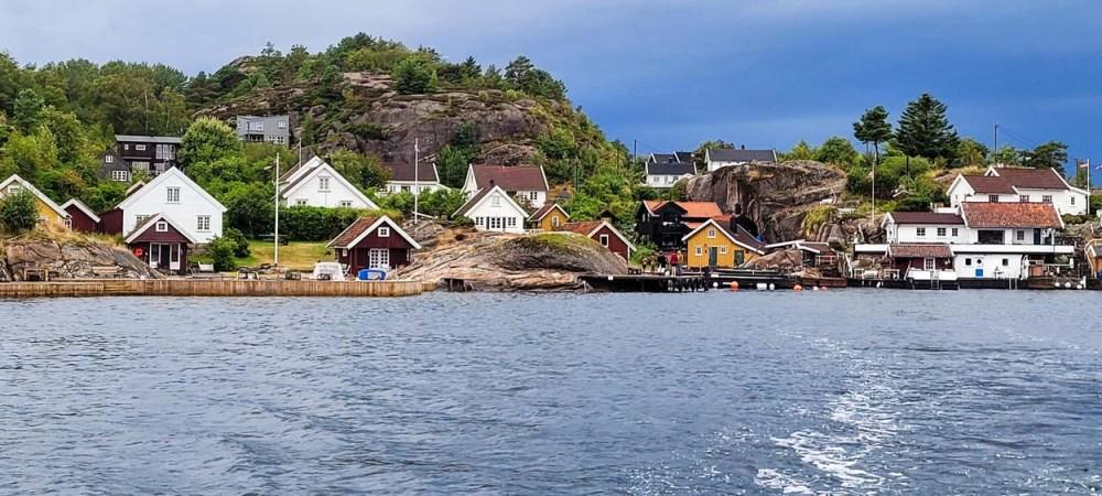 Skarpøya i Søgne
