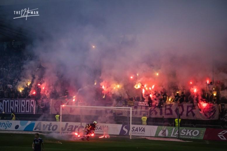 NK Maribor vs Olimpija Ljubljana
