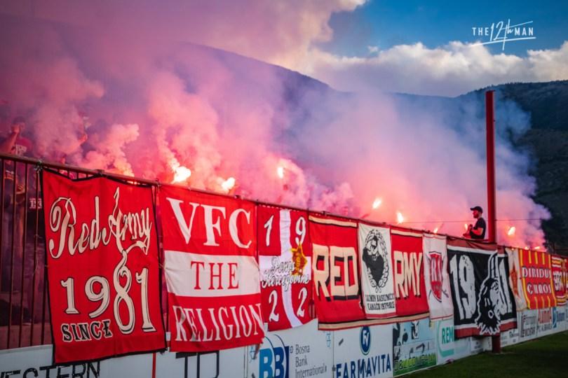De Twaalfde Man - Mostar Derby